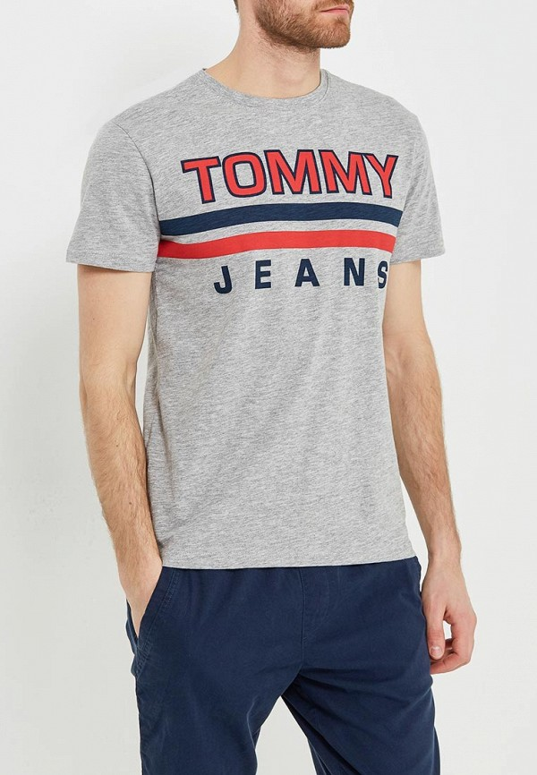 Футболка Tommy Jeans Tommy Jeans TO052EMAIIF2 футболка tommy jeans