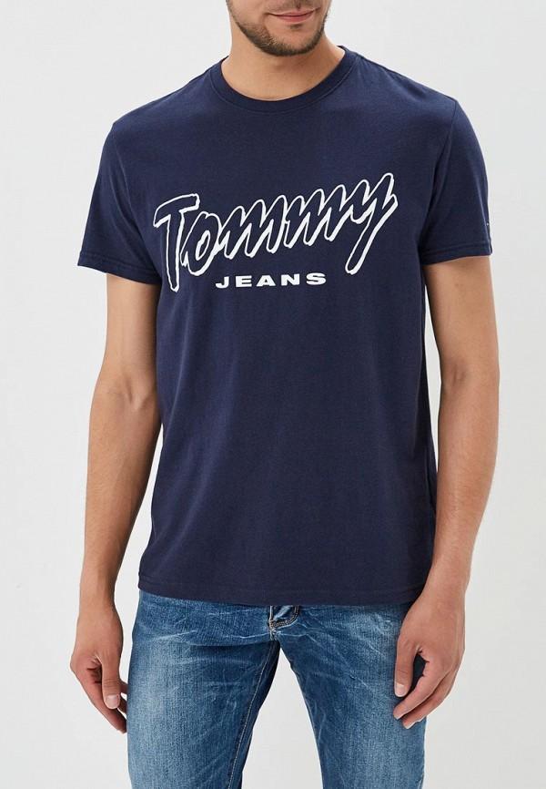 Футболка Tommy Jeans Tommy Jeans TO052EMBHRL0 футболка tommy jeans tommy jeans to052emyzw53