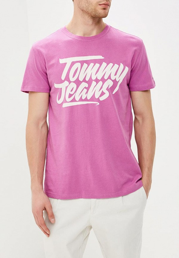 Футболка Tommy Jeans Tommy Jeans TO052EMBHRL9 футболка gloria jeans