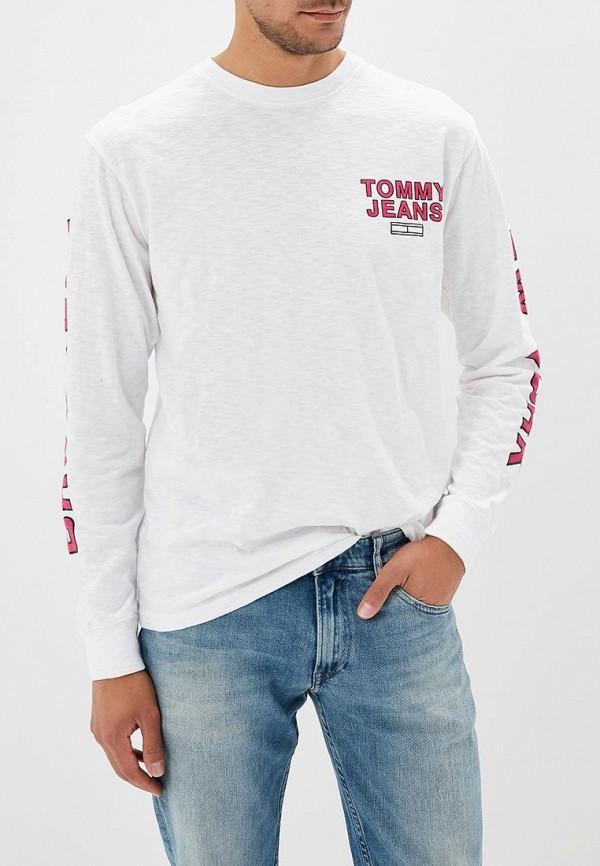Лонгслив Tommy Jeans Tommy Jeans TO052EMBHRM0 юбка tommy jeans tommy jeans to052ewaijc7