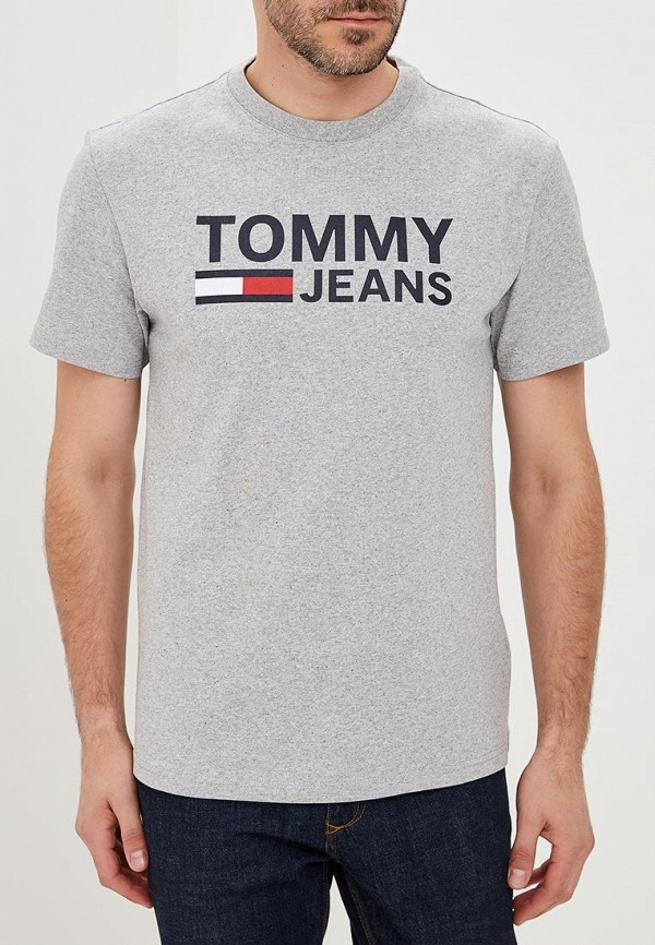 Футболка Tommy Jeans Tommy Jeans TO052EMBHRM3 футболка tommy jeans tommy jeans to052ewdecm6