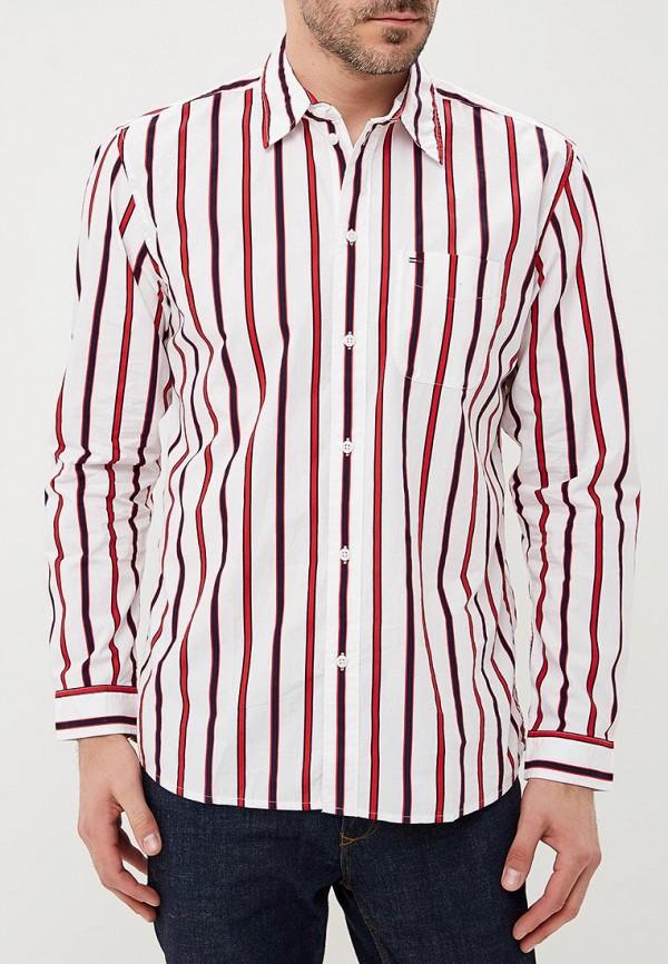 Фото - Рубашка Tommy Jeans Tommy Jeans TO052EMBHRO1 рубашка джинсовая tommy jeans tommy jeans to013emyzs77
