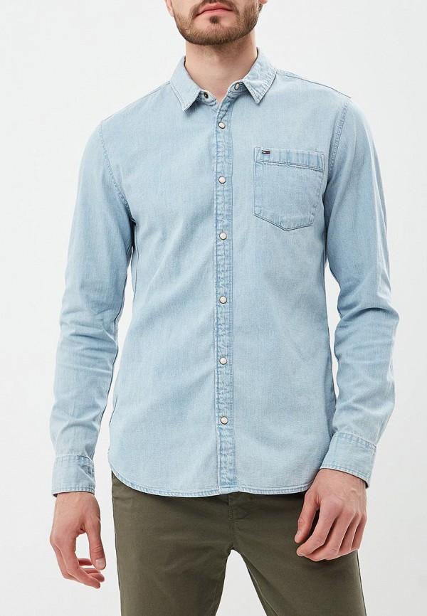 Рубашка Tommy Jeans Tommy Jeans TO052EMBHRO4 шорты для плавания tommy jeans tommy jeans to052emaiih6