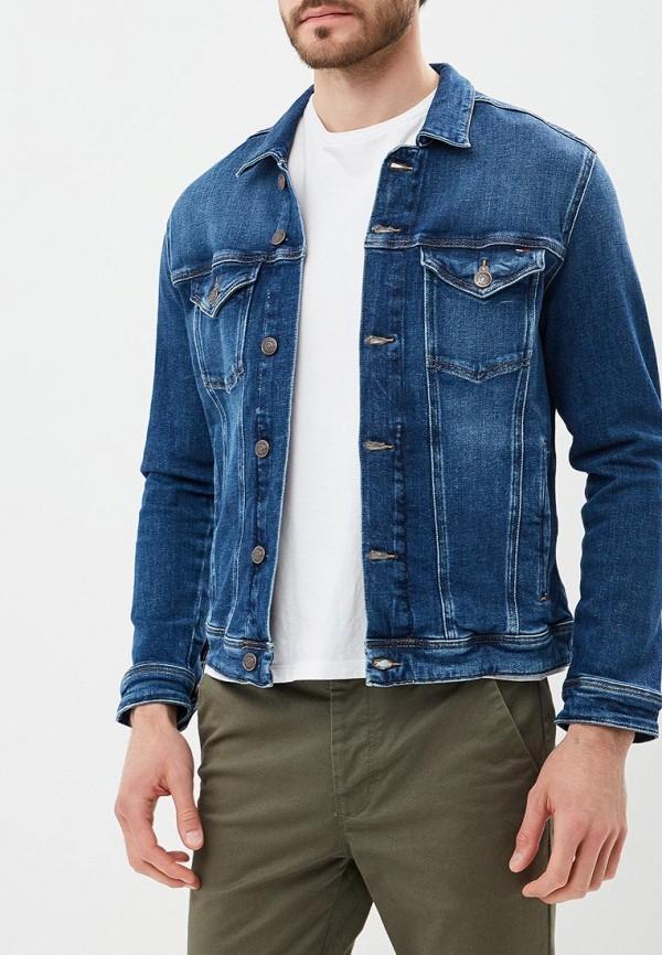 Куртка джинсовая Tommy Jeans Tommy Jeans TO052EMBHRR0 куртка tommy jeans tommy jeans to052emaihn8