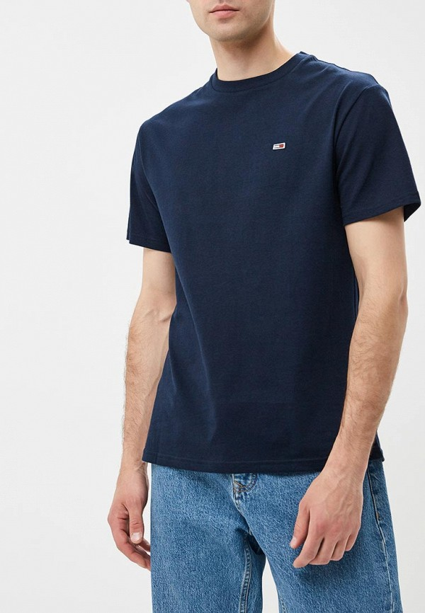 Футболка Tommy Jeans Tommy Jeans TO052EMBHRT2 шорты джинсовые tommy jeans tommy jeans to052emaihs7