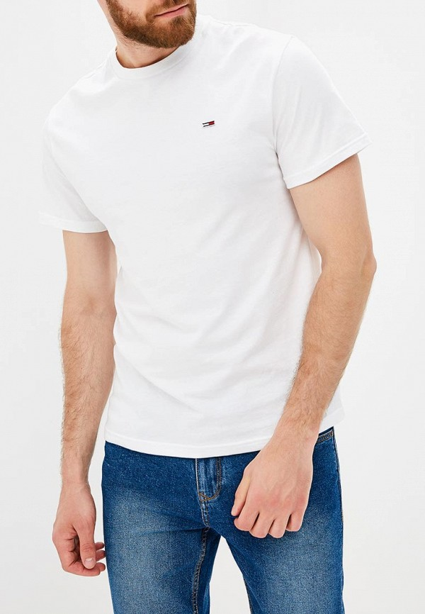 Футболка Tommy Jeans Tommy Jeans TO052EMBHRT4 футболка tommy jeans tommy jeans to052emyzw53