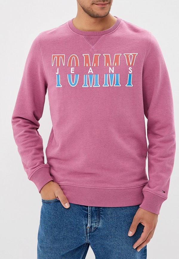 Свитшот Tommy Jeans Tommy Jeans TO052EMBHRU1 свитшот tommy jeans tommy jeans to052emaihl1