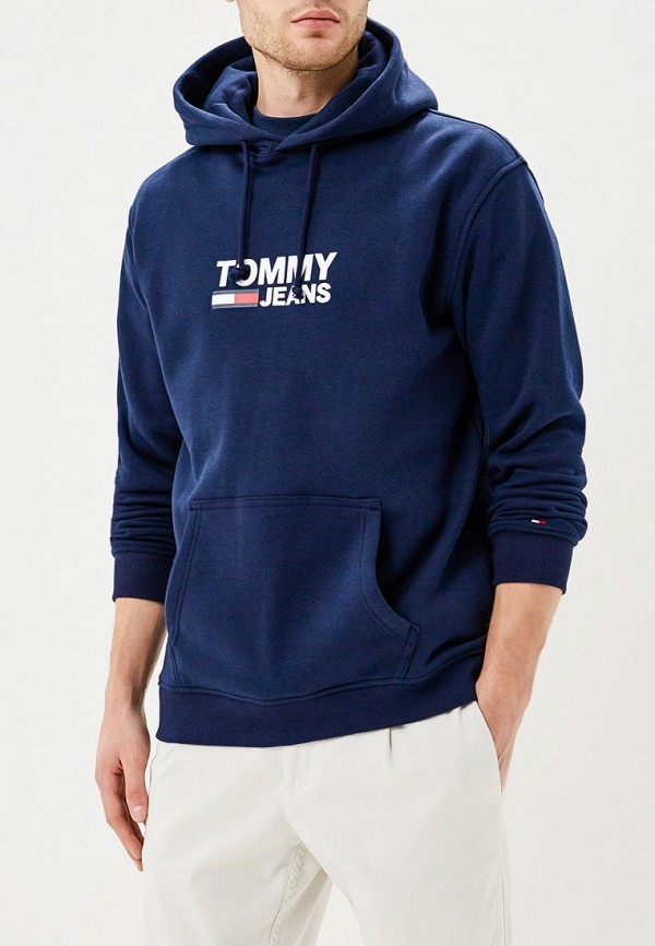 Худи Tommy Jeans Tommy Jeans TO052EMBHRU8 худи print bar cs go asiimov black