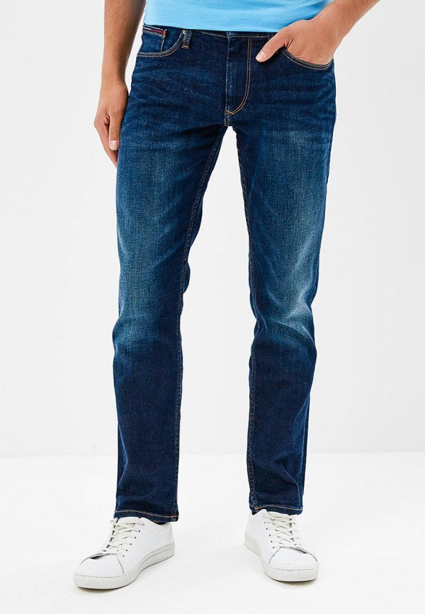 Джинсы Tommy Jeans Tommy Jeans TO052EMBHRW9 эспадрильи tommy jeans tommy jeans to052awagas0
