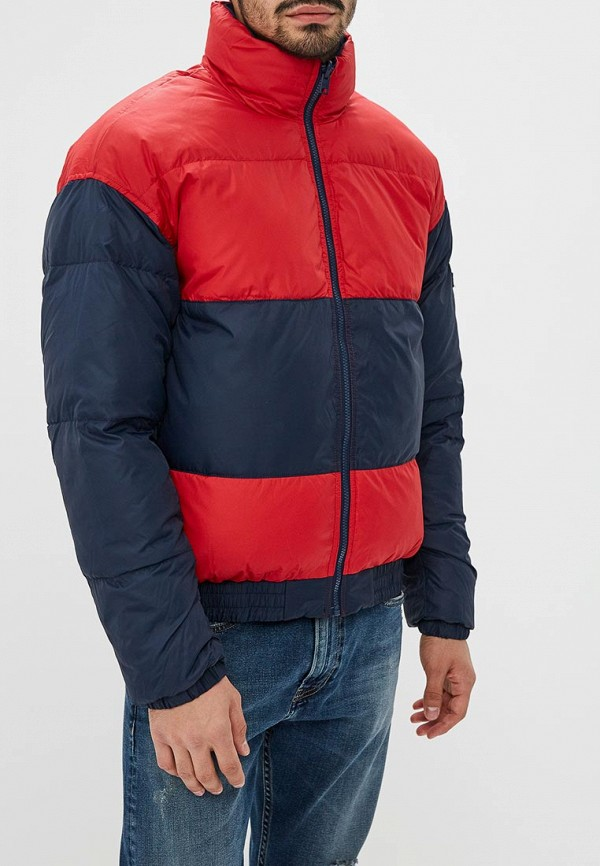 Купить Куртка утепленная Tommy Jeans, REVERSIBLE, to052embwan4, разноцветный, Осень-зима 2018/2019
