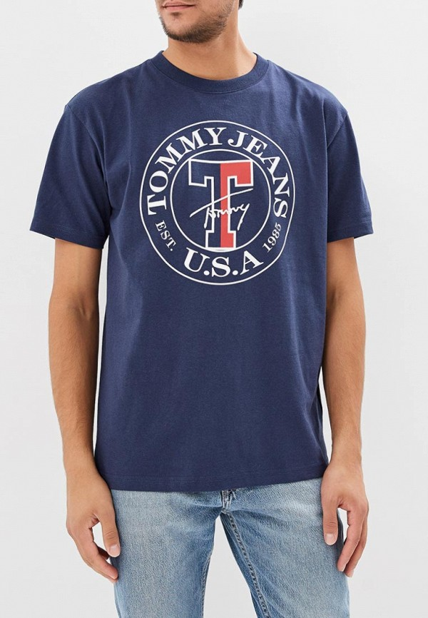 Футболка Tommy Jeans Tommy Jeans TO052EMBWAO3 футболка tommy jeans tommy jeans to052ewbide5