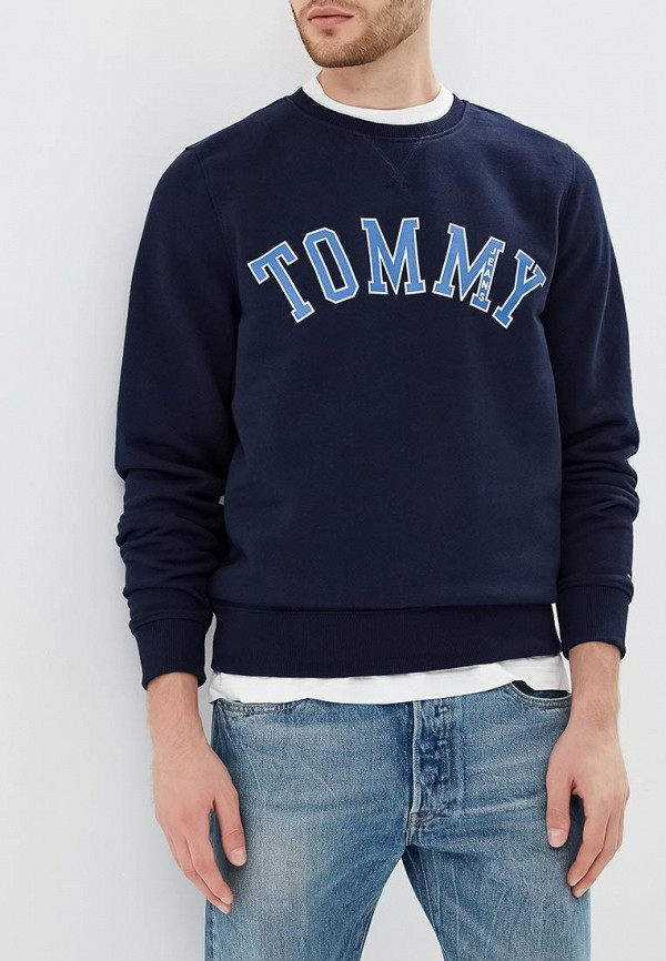 Свитшот Tommy Jeans Tommy Jeans TO052EMBWAO8 свитшот tommy jeans tommy jeans to013emyzs95
