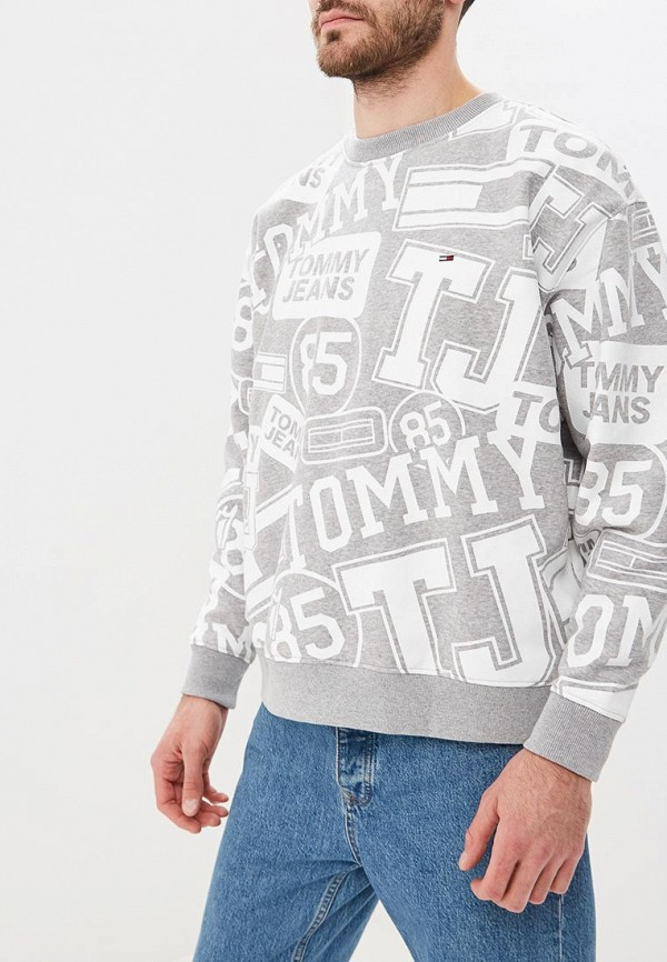 Свитшот Tommy Jeans Tommy Jeans TO052EMBWAP0 свитшот tommy jeans tommy jeans to052ewbide6
