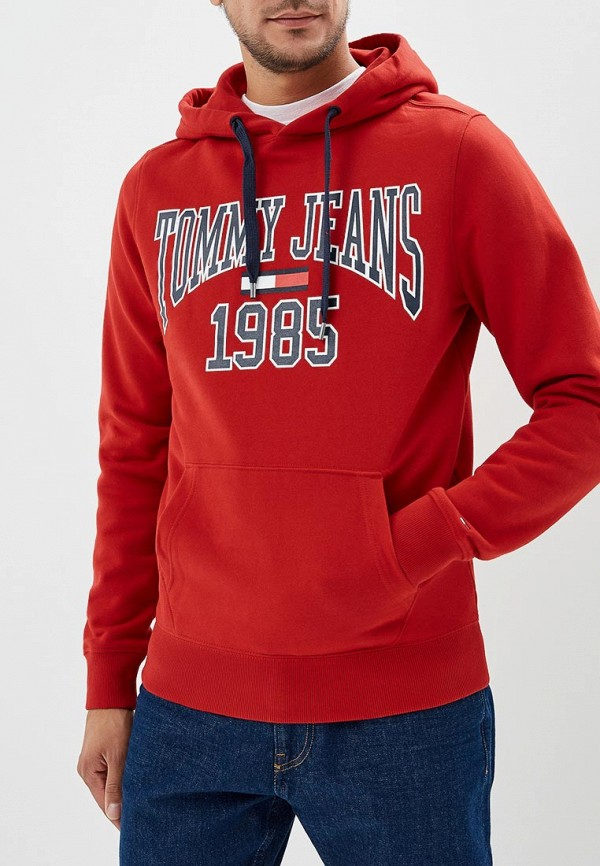 Худи Tommy Jeans Tommy Jeans TO052EMBWAP3 худи print bar fall out boy