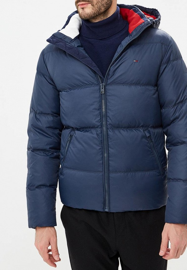 Пуховик Tommy Jeans Tommy Jeans TO052EMBWAP9 пуховик tommy jeans tommy jeans to052ewdebl5