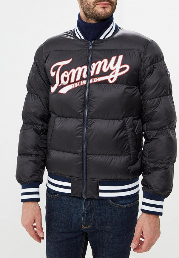 Куртка утепленная Tommy Jeans Tommy Jeans TO052EMBWAR5 куртка tommy jeans tommy jeans to052emaihn8
