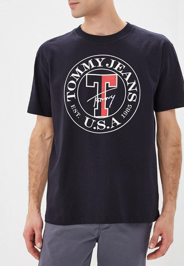 Футболка Tommy Jeans Tommy Jeans TO052EMBWAT1 футболка tommy jeans tommy jeans to052emaiht8