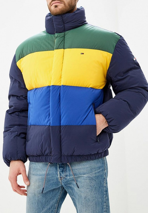 Пуховик Tommy Jeans Tommy Jeans TO052EMBWAU5 пуховик tommy jeans tommy jeans to052ewdebl5