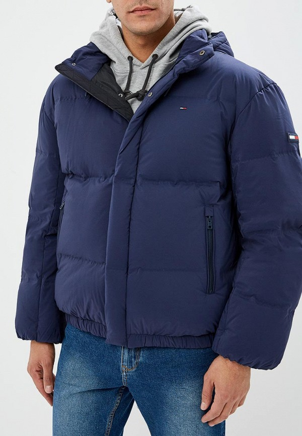 Пуховик Tommy Jeans Tommy Jeans TO052EMBWAU6 пуховик tommy jeans tommy jeans to052ewdebl5