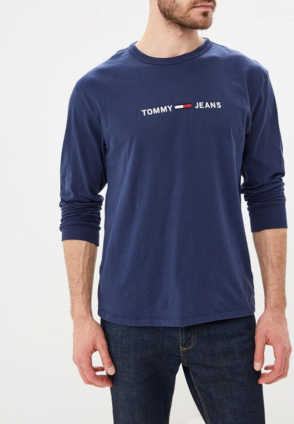 Лонгслив Tommy Jeans Tommy Jeans TO052EMBWAV6 свитшот tommy jeans tommy jeans to013emyzs95