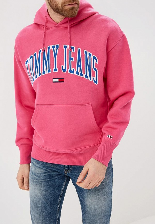 Худи Tommy Jeans Tommy Jeans TO052EMDEBC8 худи tommy jeans tommy jeans to052embhru4
