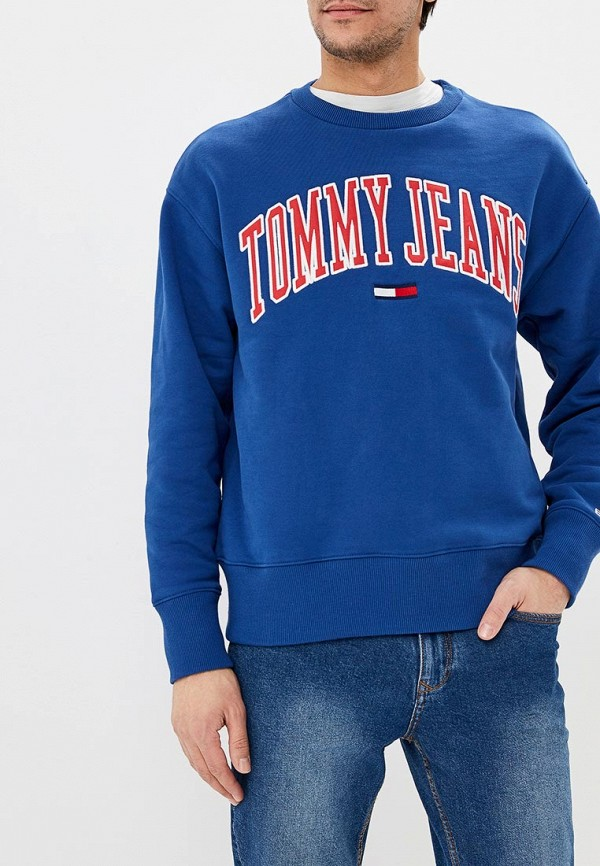 Свитшот Tommy Jeans Tommy Jeans TO052EMDEBD1 свитшот tommy jeans tommy jeans to052embwao8