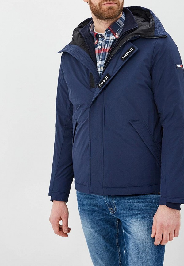 цена Куртка утепленная Tommy Jeans Tommy Jeans TO052EMDEBE5