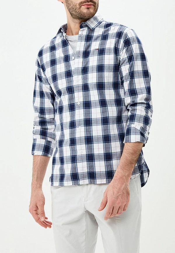 Рубашка Tommy Jeans Tommy Jeans TO052EMDEBG6 рубашка tommy jeans tommy jeans to052embhrp0