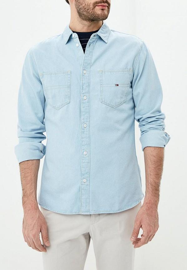 Фото - Рубашка джинсовая Tommy Jeans Tommy Jeans TO052EMDEBG8 рубашка джинсовая tommy jeans tommy jeans to013emyzs77
