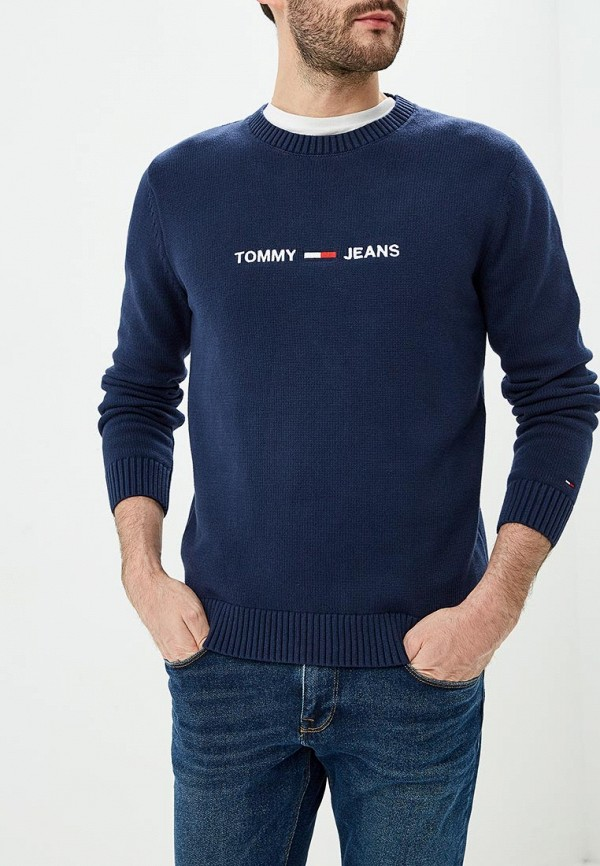 Джемпер Tommy Jeans Tommy Jeans TO052EMDEBH2 джемпер tommy jeans tommy jeans to052embwas4