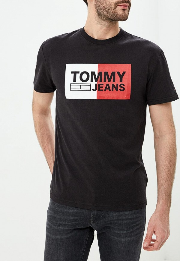 Футболка Tommy Jeans Tommy Jeans TO052EMDEBH5 футболка tommy jeans tommy jeans to052ewbwgj0