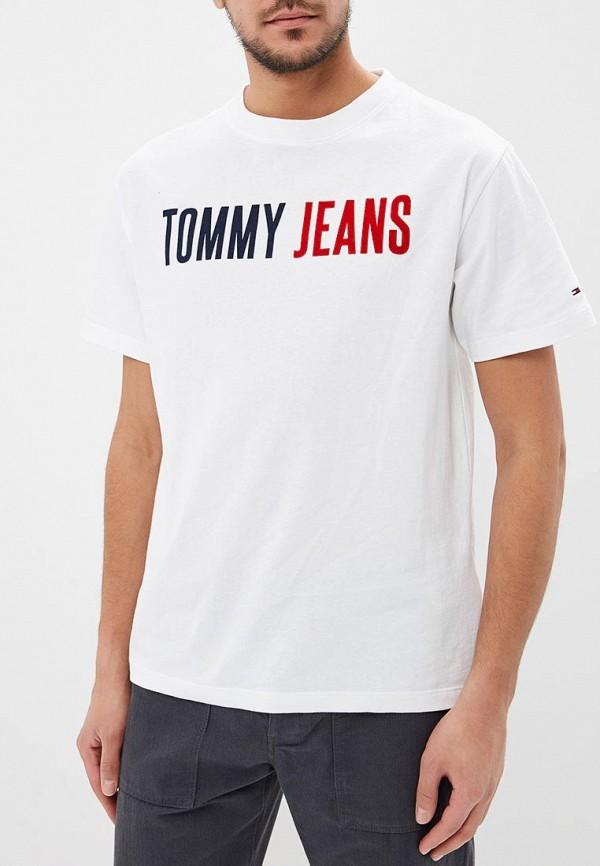 Футболка Tommy Jeans Tommy Jeans TO052EMDEBH9 цена