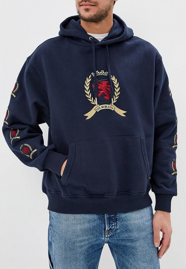 Худи Tommy Jeans Tommy Jeans TO052EMDQOZ1 худи tommy jeans tommy jeans to052embhru4