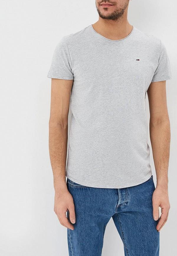 Футболка Tommy Jeans Tommy Jeans TO052EMEBRK3 цена