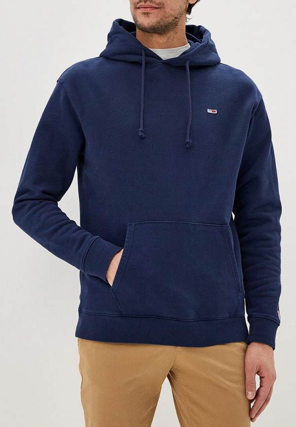 Худи Tommy Jeans Tommy Jeans TO052EMEBRK8 худи tommy jeans tommy jeans to052embhru4