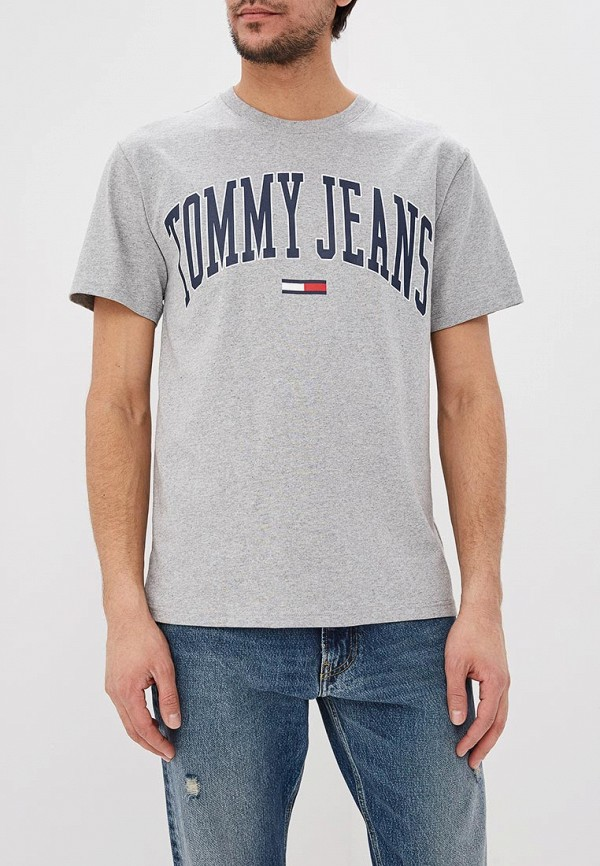 Футболка Tommy Jeans Tommy Jeans TO052EMEBRL3 футболка tommy jeans