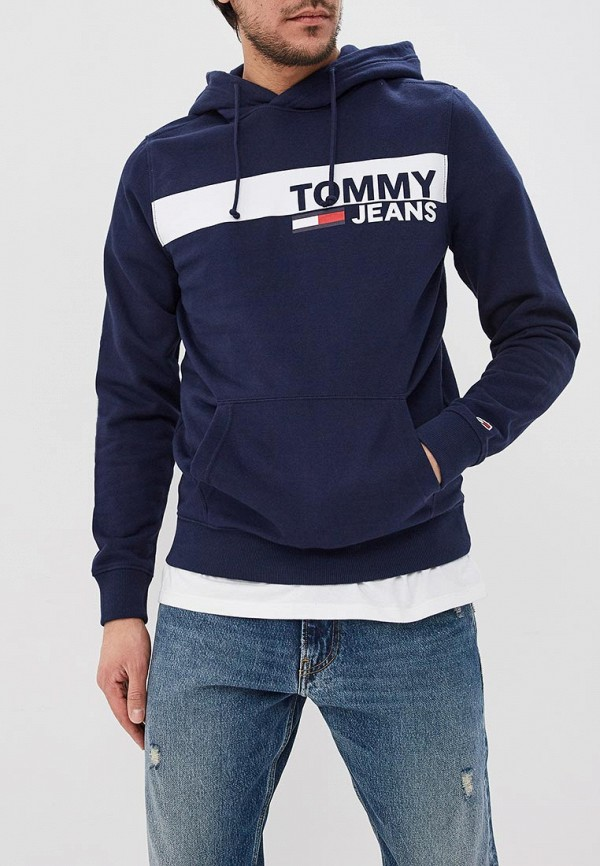 Худи Tommy Jeans Tommy Jeans TO052EMEBRO6 худи tommy jeans tommy jeans to052embhru4