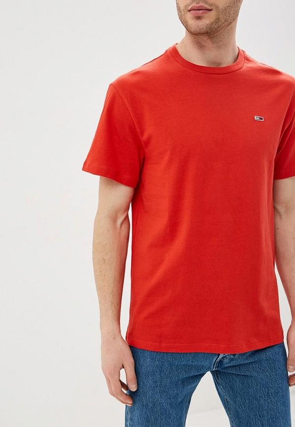 Футболка Tommy Jeans Tommy Jeans TO052EMEBRP1 футболка tommy jeans tommy jeans to052ewbida4