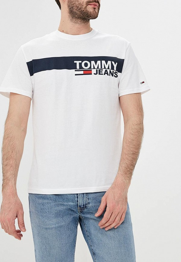 Футболка Tommy Jeans Tommy Jeans TO052EMEBRQ7