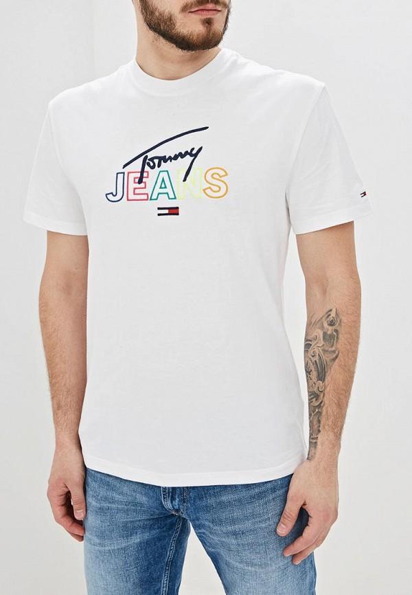 Футболка Tommy Jeans Tommy Jeans TO052EMEBRQ9 недорого