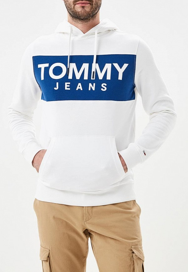 Худи Tommy Jeans Tommy Jeans TO052EMEBRR4 худи tommy jeans tommy jeans to052embhru4