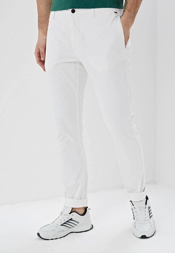 Брюки Tommy Jeans Tommy Jeans TO052EMEBRT5 шорты джинсовые tommy jeans tommy jeans to052emebru4