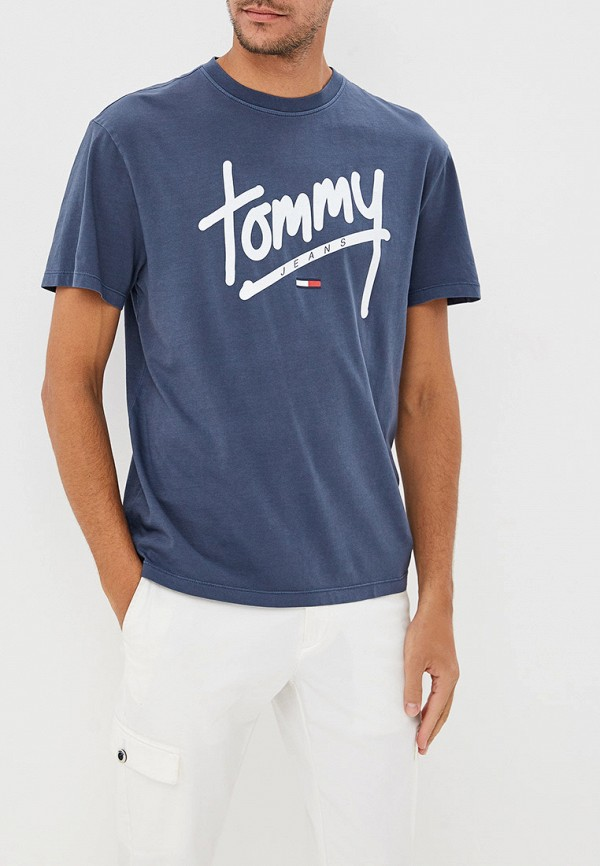Футболка Tommy Jeans Tommy Jeans TO052EMFEMR7 футболка tommy jeans tommy jeans to052ewdecm6