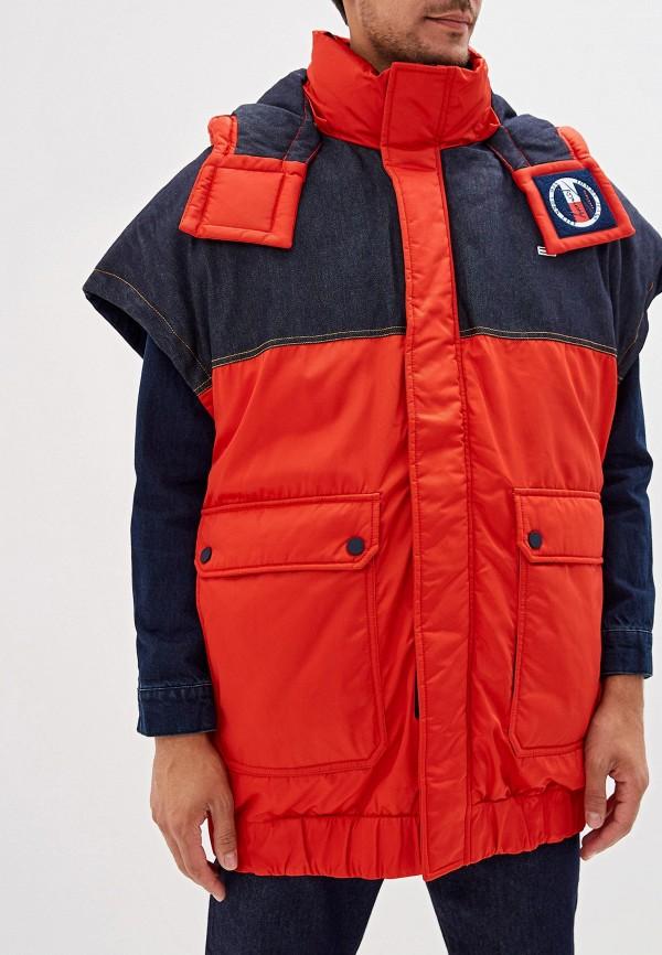 Жилет утепленный Tommy Jeans Tommy Jeans TO052EMFEMS7 цены онлайн