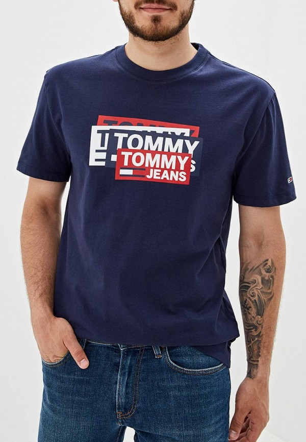 все цены на Футболка Tommy Jeans Tommy Jeans TO052EMFEMS8 онлайн