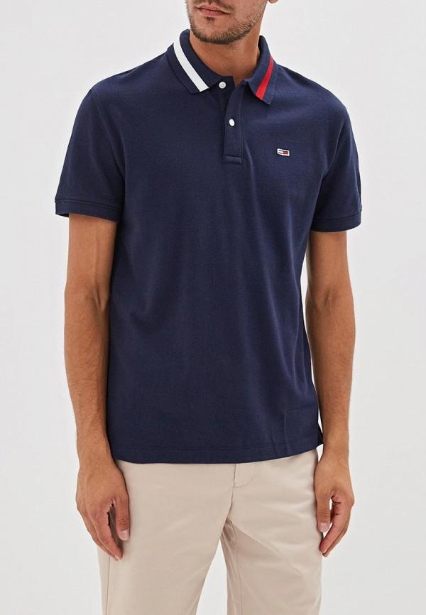 Поло Tommy Jeans Tommy Jeans TO052EMFEMU8 поло tommy jeans tommy jeans to052emfvyh8