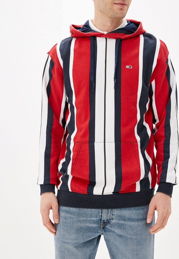 Худи Tommy Jeans Tommy Jeans TO052EMFEMV1 худи tommy jeans tommy jeans to052ewbicw8