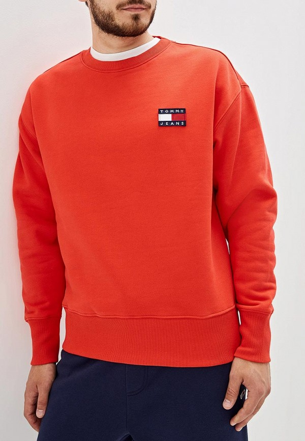 Свитшот Tommy Jeans Tommy Jeans TO052EMFEMV5 свитшот tommy jeans tommy jeans to052embwao8