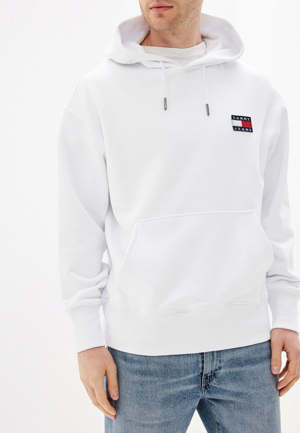 Худи Tommy Jeans Tommy Jeans TO052EMFEMV7 худи tommy jeans tommy jeans to052ewbicw8