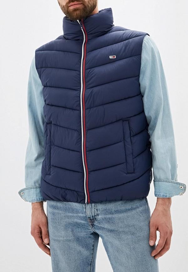 Жилет утепленный Tommy Jeans Tommy Jeans TO052EMFEMW8 цены онлайн
